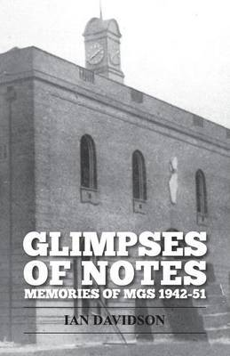 Glimpses of Notes by Ian Davidson