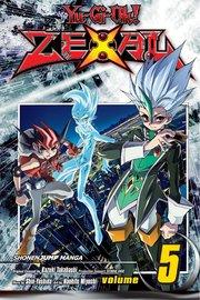 Yu-Gi-Oh! Zexal, Vol. 5 by Shin Yoshida