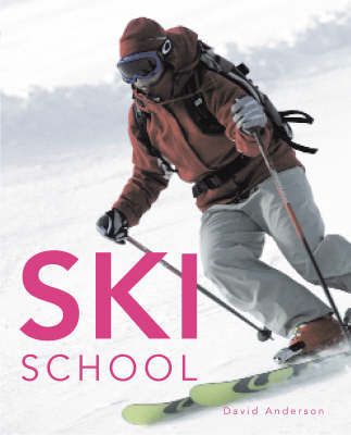 Ski School by David Anderson