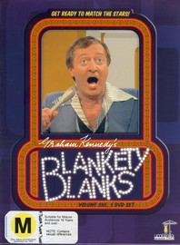 Blankety Blanks And All At Sea (5 Disc Set) on DVD image