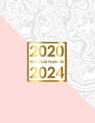 2020-2024 Five Year Planner by John Concan