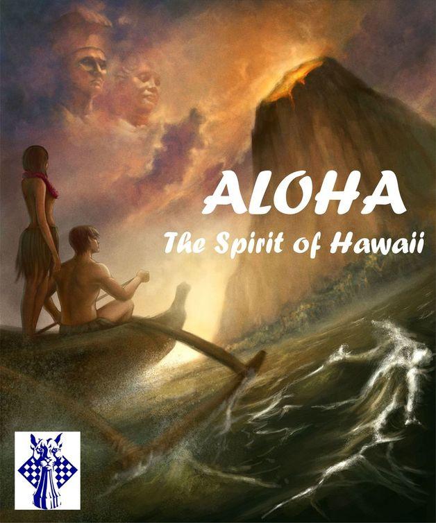 Aloha: The Spirit of Hawaii - Board Game