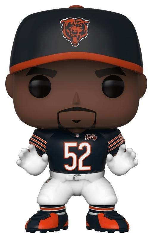 NFL: Bears - Khalil Mack Pop! Vinyl Figure