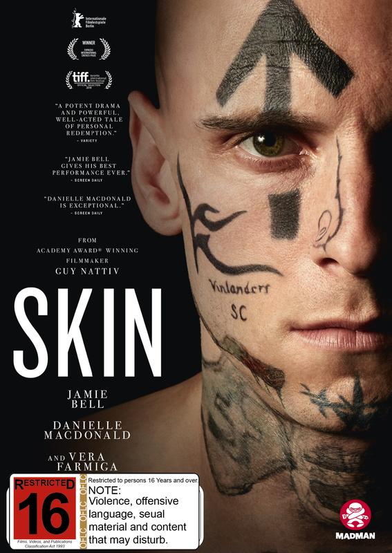 Skin on DVD