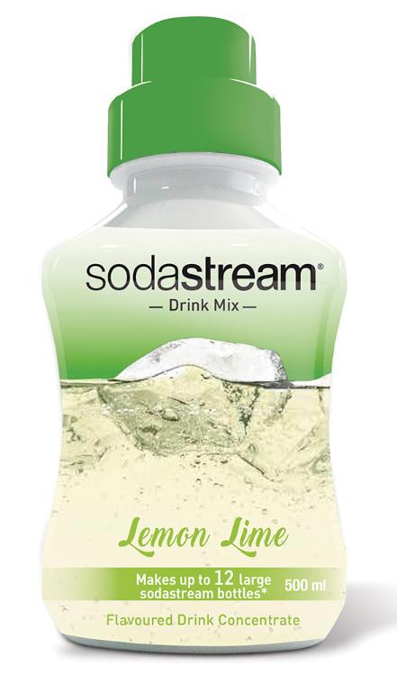 Soda Stream: Lemon Lime Syrup