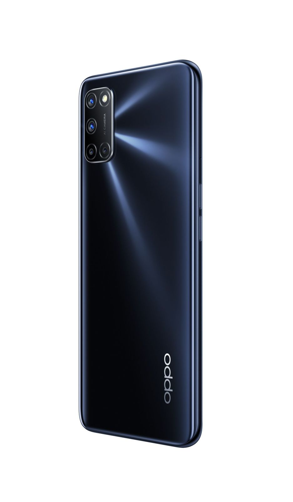 OPPO A72 Dual SIM (128GB/4GB RAM) - Twilight Black image