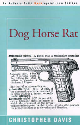 Dog Horse Rat by Christopher Davis image