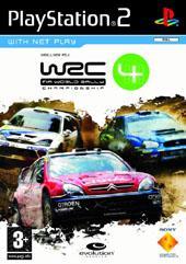 WRC 4 for PlayStation 2