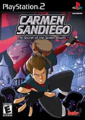 Carmen Sandiego:  Secret Of The Stolen Drums for PlayStation 2
