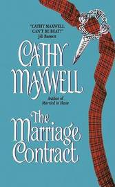 The Marriage Contract by Cathy Maxwell image
