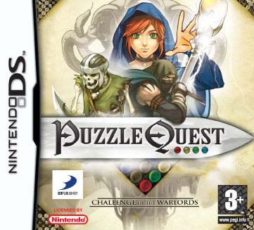 Puzzle Quest: Challenge of the Warlords for Nintendo DS