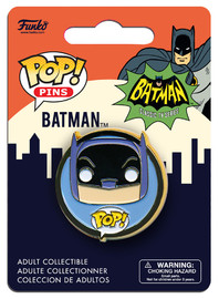 DC Comics - Batman (1966) Pop! Pin