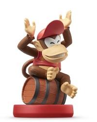 Nintendo Amiibo Diddy Kong - Super Mario Collection Figure for Nintendo Wii U