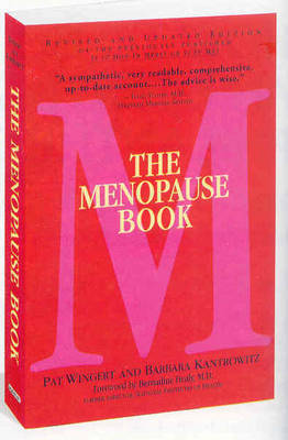 The Menopause Book by Pat Wingert image