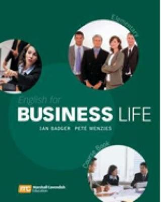 English for Business Life: Elementary by Pete Menzies
