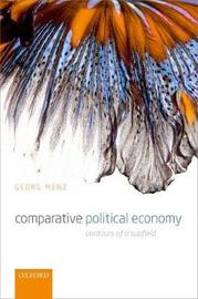 Comparative Political Economy by Georg Menz