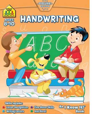 Handwriting: I Know It Book