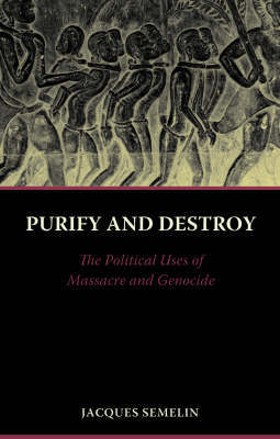 Purify and Destroy by Jacques Semelin image