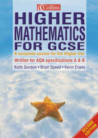 Higher Mathematics for GCSE by Brian Speed image