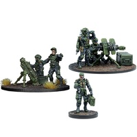 Warpath: GCPS Anti Infantry Weapons Troopers