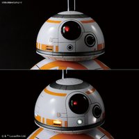 Star Wars 1/2 BB-8 Gloss Finish Ver. - Scale Model Kit image