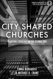 City Shaped Churches by Linda Bergquist
