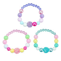 Pink Poppy - Pastel Dream Bracelet (Assorted Colours)