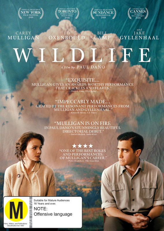 Wildlife on DVD
