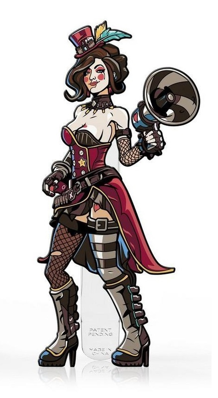 Borderlands 3: Mad Moxxi (#248) - FiGPiN