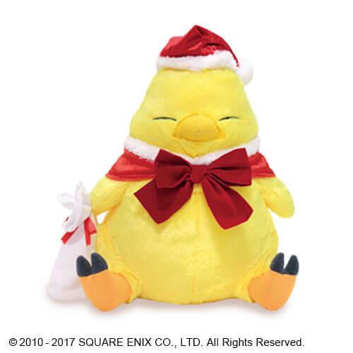 Final Fantasy XIV: Christmas Chocobo - Plush