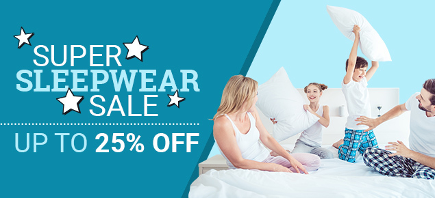 Super Sleepwear Sale!