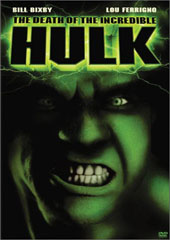 The Death Of The Incredible Hulk on DVD