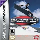 Shaun Palmers Pro Snowboarder for Game Boy Advance