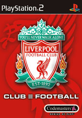 Club Football Liverpool for PS2