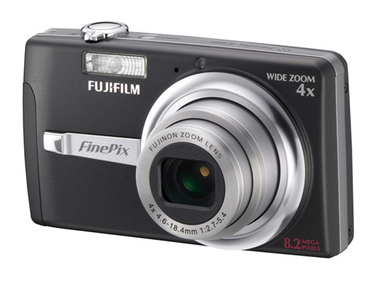 FujiFilm F480 8MP Digital Camera Black