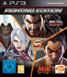 PS3 Fighting Edition Pack (3 games!) for PS3