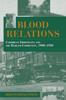 Blood Relations by Irma Watkins-Owens
