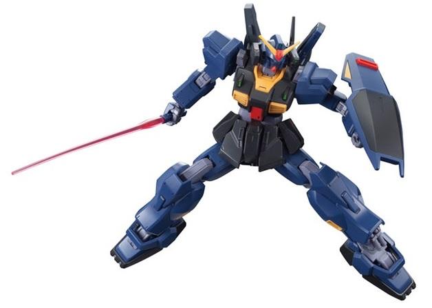 1/144 HGUC Gundam Mk-II Titan Ver. (REVIVE)- Model Kit
