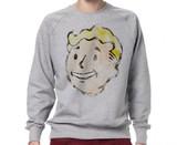 Fallout Vault Boy Vintage Sweatshirt (Medium)