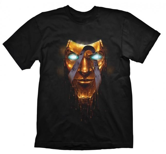 Borderlands Handsome Jack T-Shirt (X-Large) image
