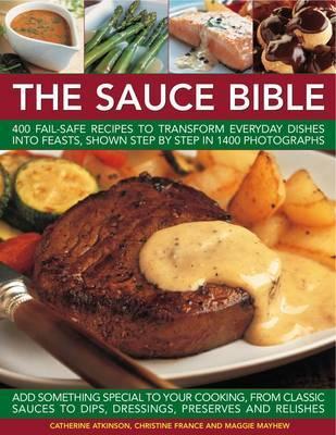 Sauce Bible by Catherine Atkinson image