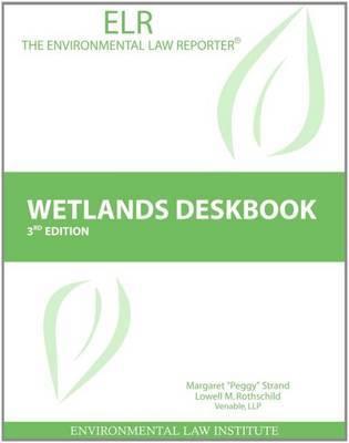 Wetlands Deskbook by Margaret N. Strand