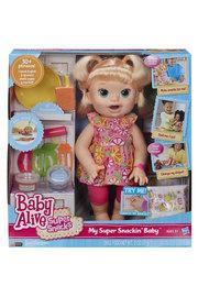 Baby Alive - Super Snacks - Snackin Sara
