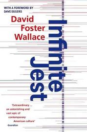 Infinite Jest by David Foster Wallace image