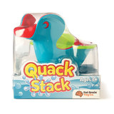 Fat Brain Toys: Quack Stack - Bath Toy
