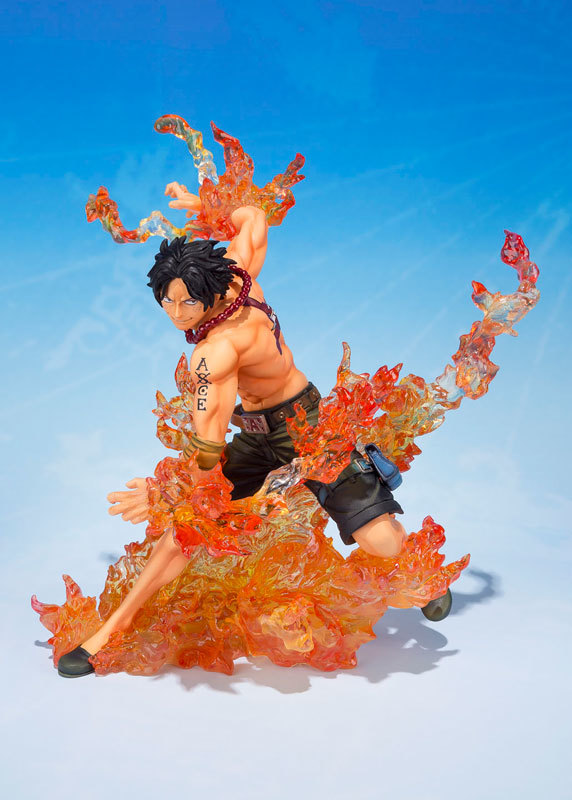 Figuarts ZERO - One Piece: Portgas D Ace (-Brother's Bond- Ver.) Figure