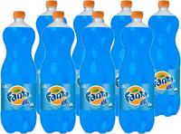 Fanta Soft Drink Blueberry (1.5l X 8)