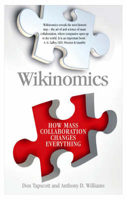 Wikinomics by Don Tapscott image