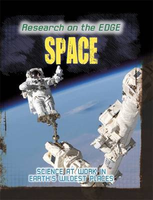 Research on the Edge: Space by Angela Royston image