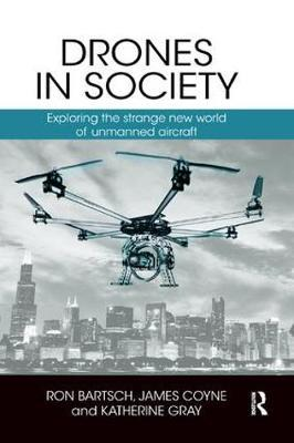 Drones in Society by Ron Bartsch image